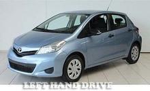 TOYOTA YARIS 1.0 CAR (LHD) PETROL, 97689