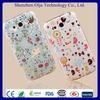 Olja IMD hard plastic case for samsung galaxy grand duos i9082 spring scenery