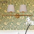 2013 luxo bronze antigo bronze clássico casa bens arandela de bronze da lâmpada de parede