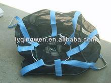 1 ton jumbo bag packing for greenstuff, 1000kg firewood bag