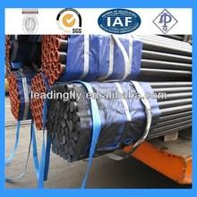 Design custom sch40 a53b seamless steel pipe