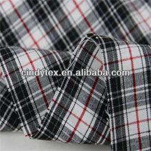 40*40 drapery soft 100% cotton yarn dyed chambray fabric