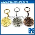 Personalizzare metallo località targhette, oro/ottone/placcatura nichel