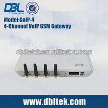 4 port gsm gateway (goip-4) call termination to gs