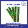Saving money module cheap ddr3 1gb ram cell phone