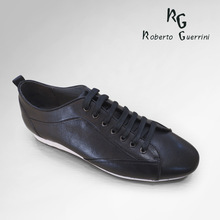 Geniune Leather Good quality new style sports shoe