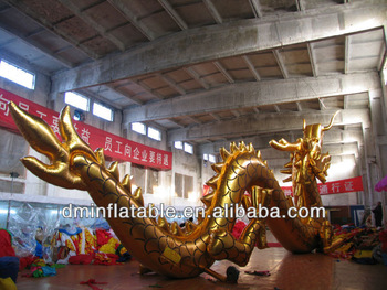 inflatable giant dragon,inflatable Chinese dragon,inflatable dragon