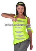 Newly launched teen hipop dance top wear -- The newest jazz girl hipop dance costume--child&adults cool hipop danceleotard