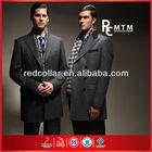 bespok men's suit and shirt