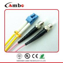 PC,UPC,APC Polishing fiber optic patch cord LC/APC-ST/APC With Fast Delivery