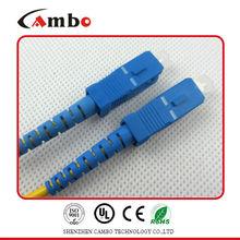Multi Mode Simplex SC/APC-SC/APC fiber optic patch cord With High Mechanical Durability