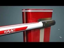 Hidráulico barrera auge puerta - FAAC