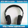 Popular sports wireless headphone earphone mp3 player 2014