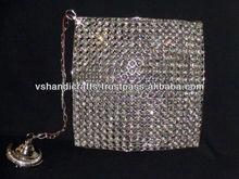 modern silver chain crystal lighting/chandelier