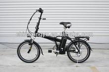 "20"" mini folding e bike EU standard with Lithium battery XY-EB002F"