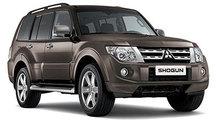 Mitsubishi Pajero (Shogun) RHD