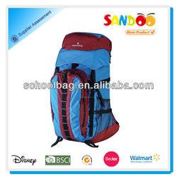 2014 BSCI audit fashion large waterproof hiking backpacks