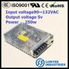 high voltage waterproof dc power supply