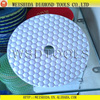 125mm White Concrete Dry Diamond Polishing Pads