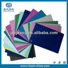 hot sale best price and quality durable Impervious circle foam eva foam material