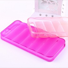 Frosted finish color change tpu case for apple iphone 5s 64gb made in China