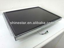 10inch shop window frameless digital billboard signage LCD monitor