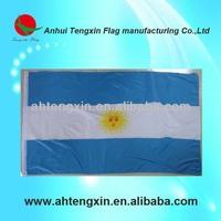 Custom Argentina national flag