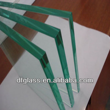 high quality safety tempered/toughened glass