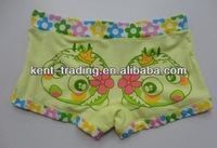children lovely cartoon panty kid printing animal underwear girl boxer brief