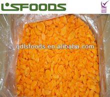High quality IQF frozen mandarin segments