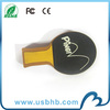 Hot sale pvc 4gb table tennis usb flash drive for Christmas gift