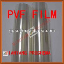 PVF film, PVF noise barriers film, PVF aircraft interiors film
