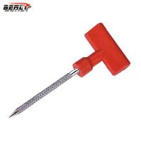 Red T-handle Tire Repair Tool