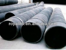 coruggated or smooth cover chemical transfer hose