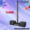 Powered Subwoofer Public Address Pa System 12v outdoor column Speaker
