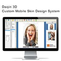 Cell phone skin design cutting sticker software