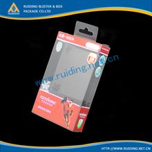 custom wholesale blister packaging for mobile case