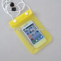 Brand new 100% mobile waterproof bag tyvek cell phone bag from Lovefoto