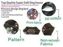 Fancy hot selling pet bed dog