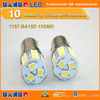 car tuning signal light 15 smd ba15d 1157 auto led light