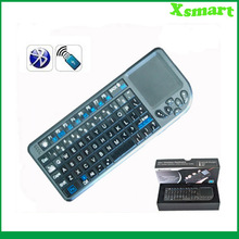 Mini Wireless Keyboard with backlits/touchpad/laser pointer