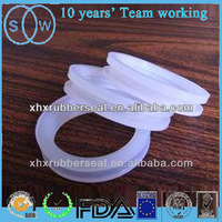 China manufacture customized high quality national silicone oil seal/ oil seal with free sample