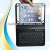 Wireless Bluetooth Keyboard Case for iPad Mini / smart case cover with bluetooth keyboard for iPad Mini