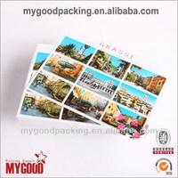 Creative discount tourist postcards