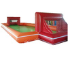 indoor soccer pitch,inflatable water football field