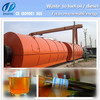 Environment Friendly Green plastic waste recycling oil machine