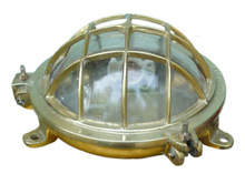 Cast Brass Ceiling light