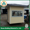 2013 lowcost portable easy assemble military container sentry box