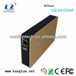 2.5 inch nas server case mini itx nas case