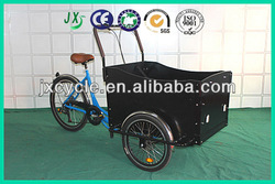pedal cargo tricycle three wheel cargo tricycle